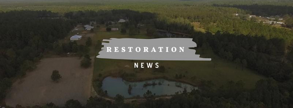Restoration News E-Newsletter