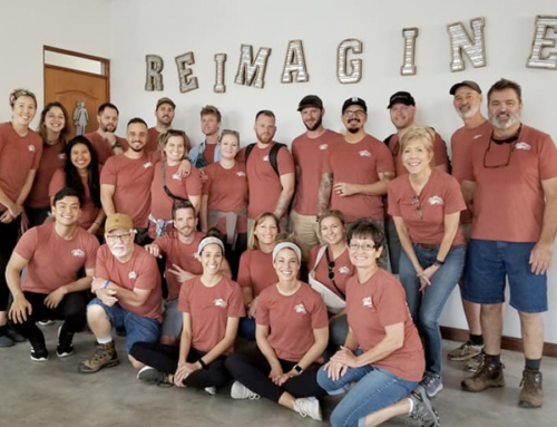 Youth-Reach Joins Forces with Reimagine Peru