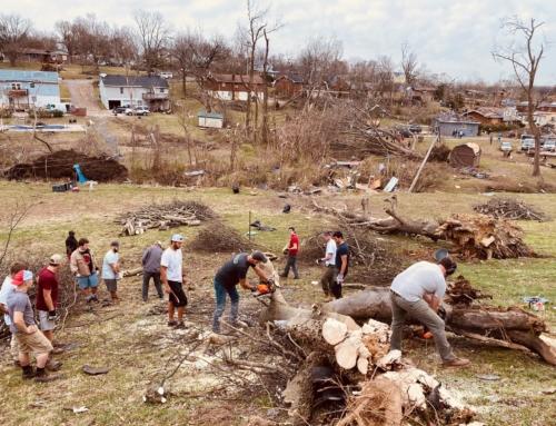 Nashville Tornado Relief: Finding Chaos & Bringing Peace