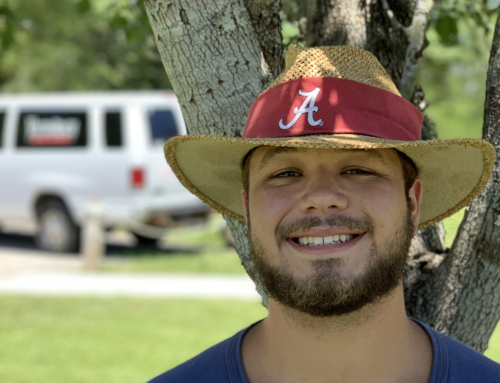 Meet Micah >> Youth-Reach Gulf Coast Graduate