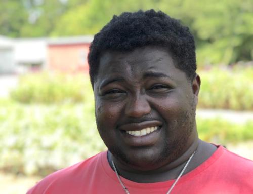 Meet Blaize >> Youth-Reach Gulf Coast Resident