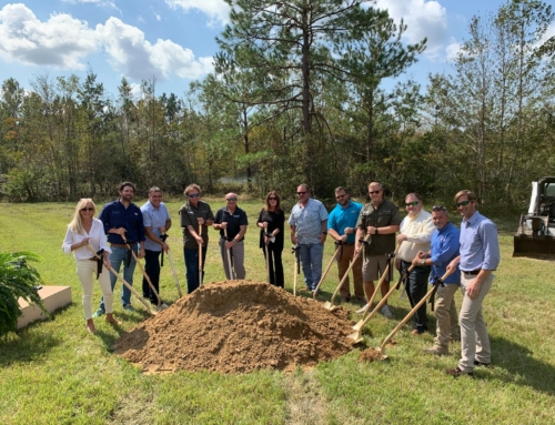 YRGC Breaks Ground on New Transitional Home