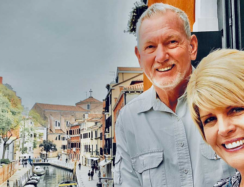 Keith and Phyllis' Story >> Praying Parents of a YRGC Resident